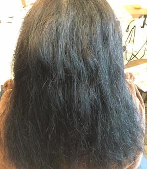 髪のお悩み解決します!